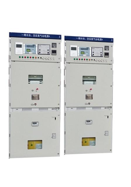 CZ-MS中压配网双电源快速切换系统